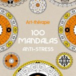 100 mandalas anti-tress